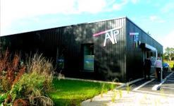 Photographie de l'antenne ATP de Morlaix