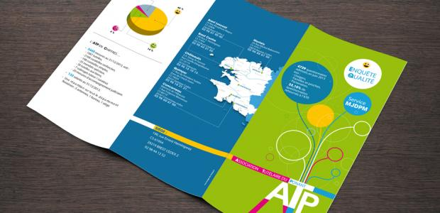 Brochure Enquete satisfaction Association tutélaire du Ponant